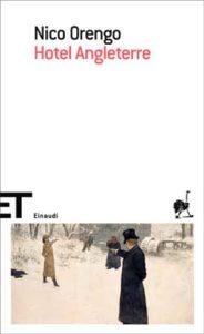 Copertina del libro Hotel Angleterre di Nico Orengo