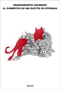 Copertina del libro Il Compito di un gatto di strada di Margherita Oggero