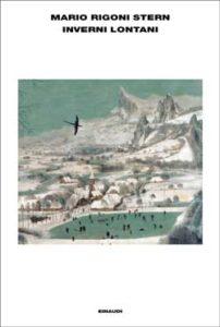 Copertina del libro Inverni lontani di Mario Rigoni Stern