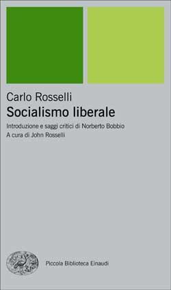 Copertina del libro Socialismo liberale di Carlo Rosselli