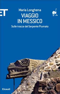 Copertina del libro Viaggio in Messico di Maria Longhena