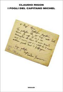 Copertina del libro I fogli del capitano Michel di Claudio Rigon