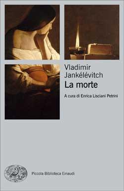 Copertina del libro La morte di Vladimir Jankélévitch