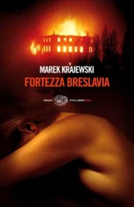 Copertina del libro Fortezza Breslavia di Marek Krajewski