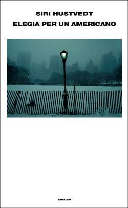 Copertina del libro Elegia per un americano di Siri Hustvedt
