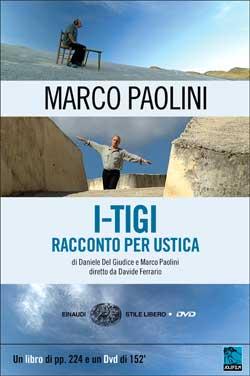 Copertina del libro I-TIGI. Racconto per Ustica di Marco Paolini, Daniele Del Giudice