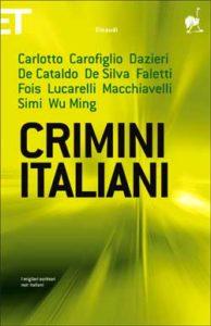 Copertina del libro Crimini italiani