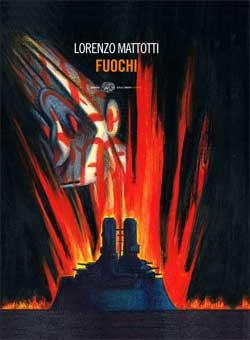 Copertina del libro Fuochi di Lorenzo Mattotti