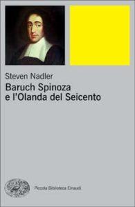 Copertina del libro Baruch Spinoza e l'Olanda del Seicento di Steven Nadler