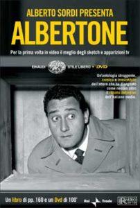 Copertina del libro Alberto Sordi presenta Albertone di VV.