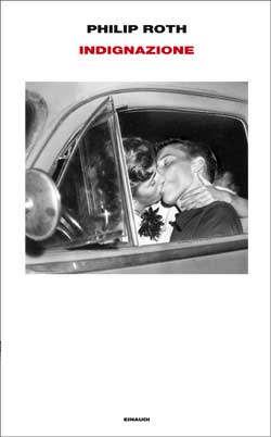 Copertina del libro Indignazione di Philip Roth