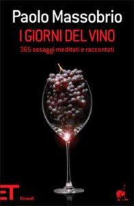 Copertina del libro I giorni del vino di Paolo Massobrio