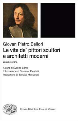 Copertina del libro Le vite de' pittori scultori e architetti moderni di Giovan Pietro Bellori