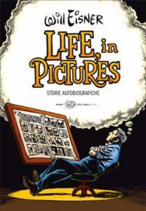 Copertina del libro Life, in Pictures di Will Eisner