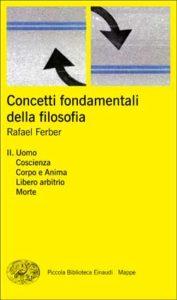 Copertina del libro Concetti fondamentali della filosofia II di Rafael Ferber