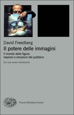 Copertina del libro Il potere delle immagini di David Freedberg