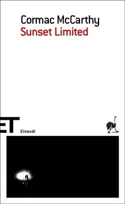 Copertina del libro Sunset Limited di Cormac McCarthy