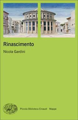 Copertina del libro Rinascimento di Nicola Gardini