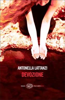 Copertina del libro Devozione di Antonella Lattanzi