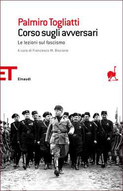 Copertina del libro Corso sugli avversari di Palmiro Togliatti