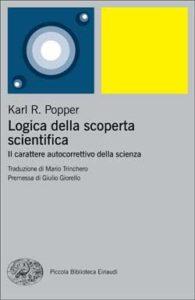 Copertina del libro Logica della scoperta scientifica di Karl R. Popper