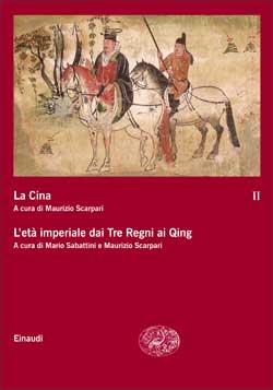 Copertina del libro La Cina II. L'età imperiale dai Tre Regni ai Qing di VV.