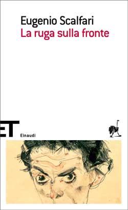 Copertina del libro La ruga sulla fronte di Eugenio Scalfari