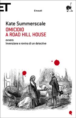 Copertina del libro Omicidio a Road Hill House di Kate Summerscale