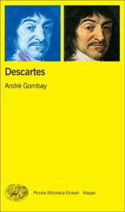 Copertina del libro Descartes di René Gombay