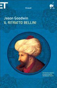 Copertina del libro Il ritratto Bellini di Jason Goodwin