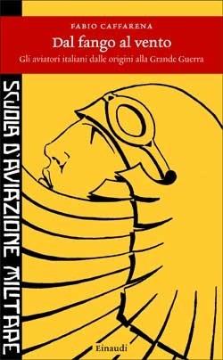 Copertina del libro Dal fango al vento di Fabio Caffarena