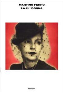Copertina del libro La ventunesima donna di Martino Ferro