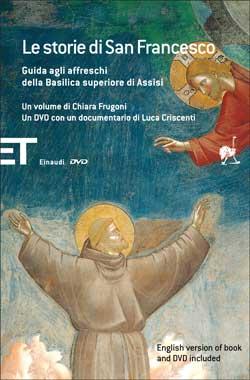 Copertina del libro Le storie di San Francesco di Chiara Frugoni