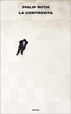 Copertina del libro La controvita di Philip Roth