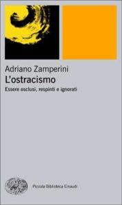 Copertina del libro L'ostracismo di Adriano Zamperini