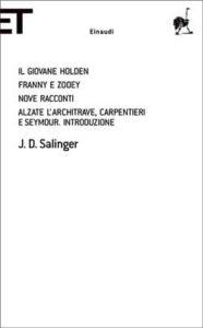 Copertina del libro Cofanetto delle opere di J. D. Salinger