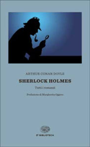 Copertina del libro Sherlock Holmes (Einaudi) di Arthur Conan Doyle