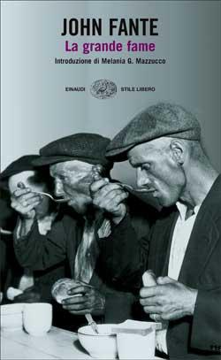 Copertina del libro La grande fame di John Fante