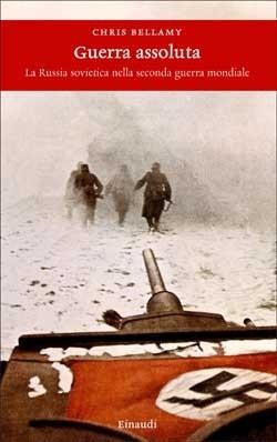 Copertina del libro Guerra assoluta di Chris Bellamy