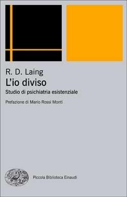 Copertina del libro L'io diviso di Ronald D. Laing