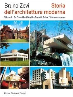 Copertina del libro Storia dell'architettura moderna di Bruno Zevi