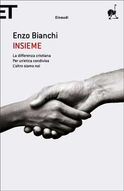 Copertina del libro Insieme di Enzo Bianchi