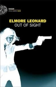 Copertina del libro Out of Sight di Elmore Leonard