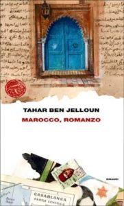 Copertina del libro Marocco, romanzo di Tahar Ben Jelloun