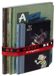 Copertina del libro BE A NOSE! di Art Spiegelman