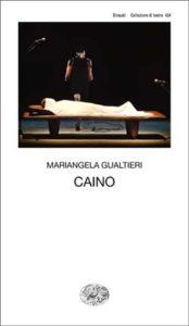 Copertina del libro Caino di Mariangela Gualtieri
