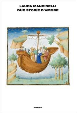 Copertina del libro Due storie d'amore di Laura Mancinelli