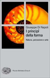Copertina del libro I principî della forma di Giuseppe Di Napoli