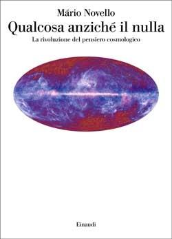 Copertina del libro Qualcosa anziché il nulla di Mário Novello