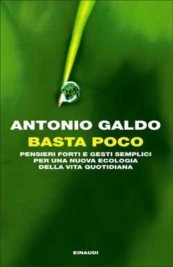 Copertina del libro Basta poco di Antonio Galdo